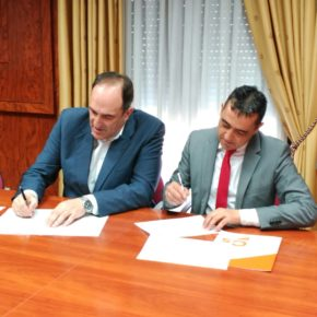 Ciudadanos Algete firma un acuerdo con el PP para garantizar la estabilidad de las cuentas municipales